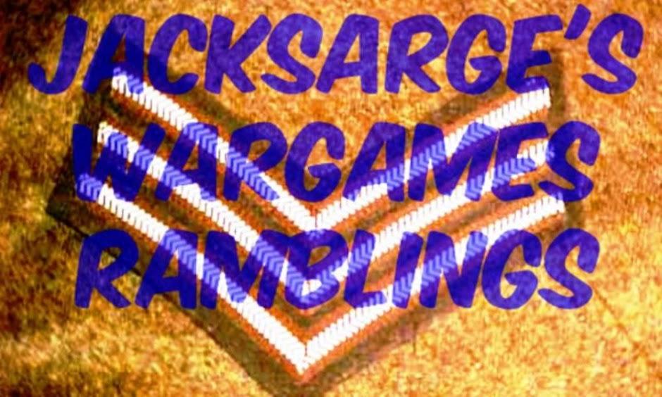 Jacksarge's Wargames Ramblings