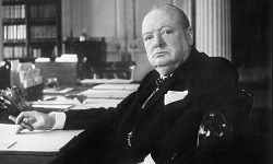 (W. Churchill)