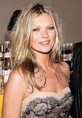 不老名模 Kate Moss