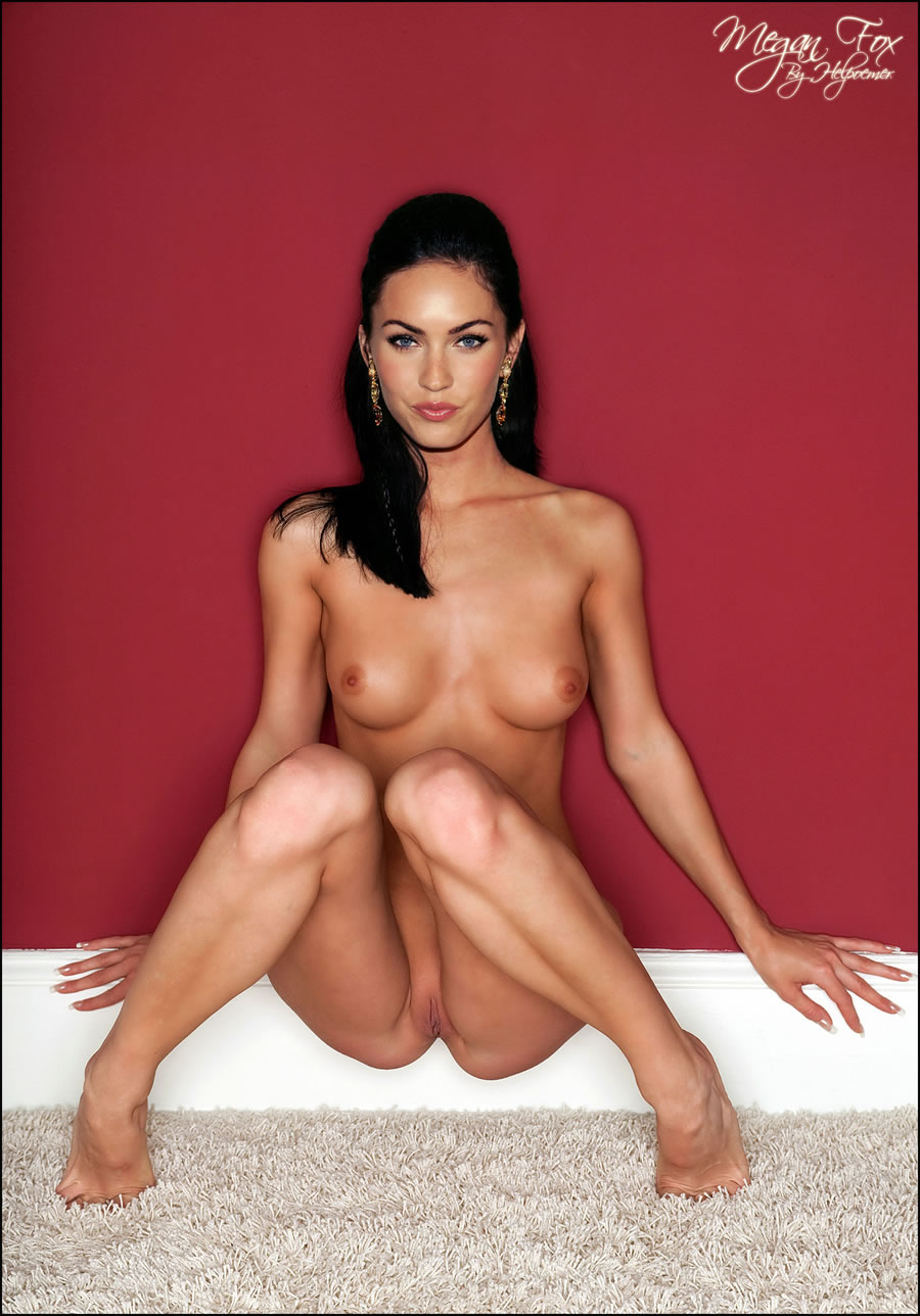megan fox fakes Naked nude
