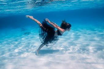 Cuando todo vaya mal cálmate, respira y siéntete libre.