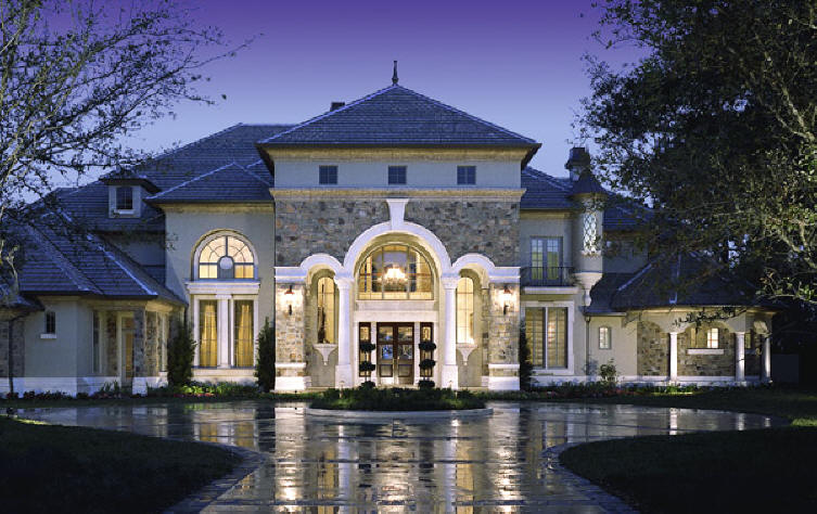 luxury home design exterior - Luxury Home Design
