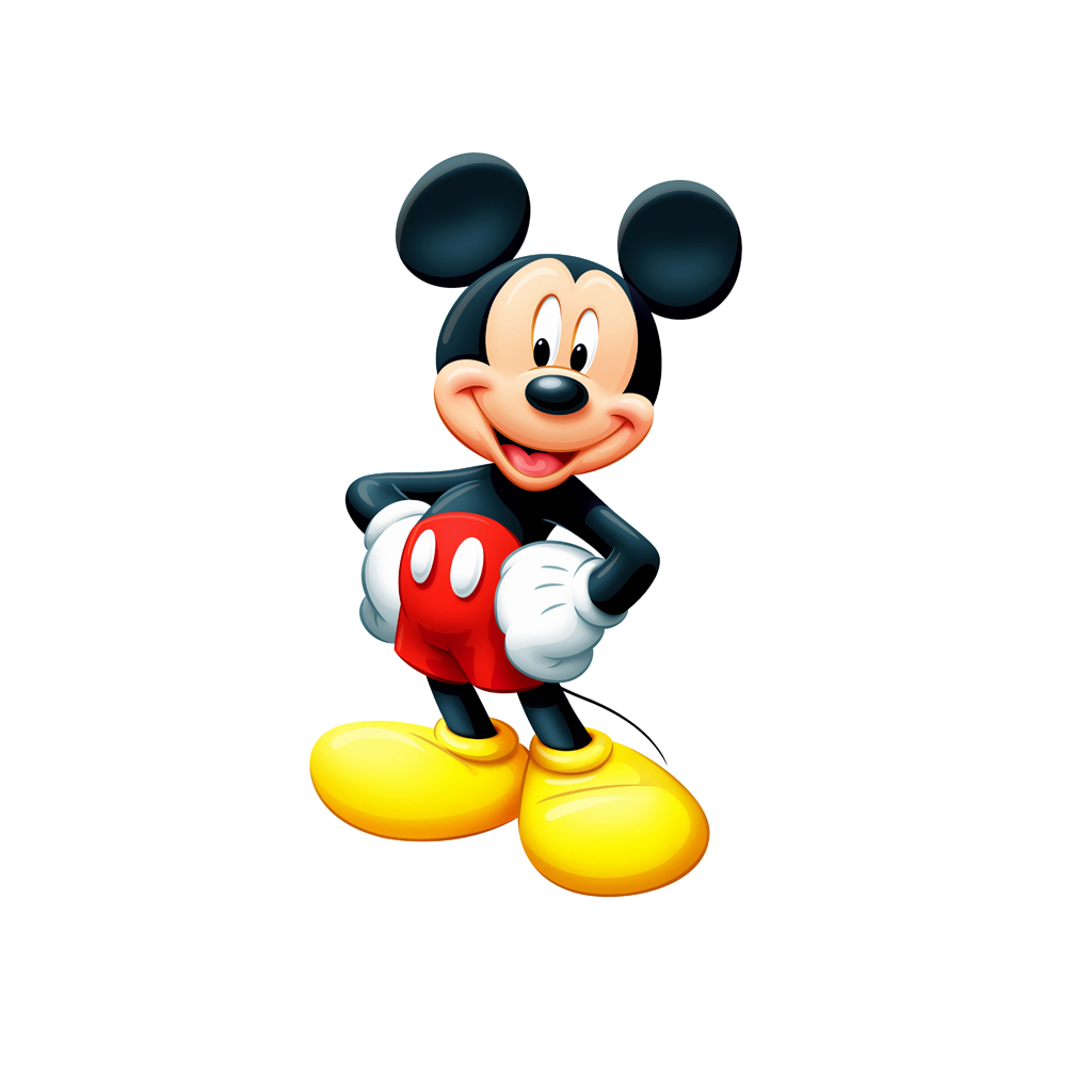 Mickey Mouse Cartoon Characters Popular Character
