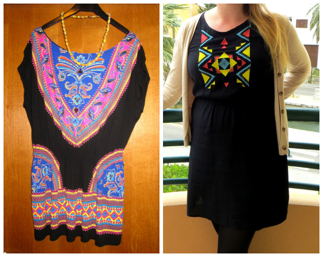 colorful tunic madeira dress mallorca