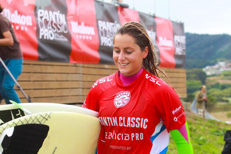 42 Lucia Martino ESP Pantin Classic Galicia Pro Foto WSL