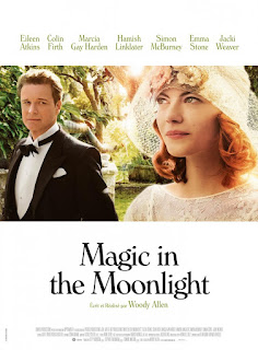 Magia, luna, moonlight, Woody Allen