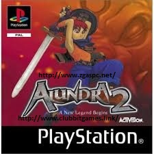 Free Download Game alundra II a new legend begins PSX ISO Untuk Komputer Full Version ZGASPC