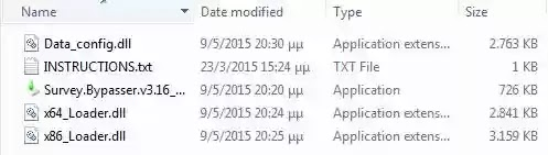 9ja Cyber Zone Blogspot: SURVEY BYPASSER V3 16 CRACKED UPDATED 2015