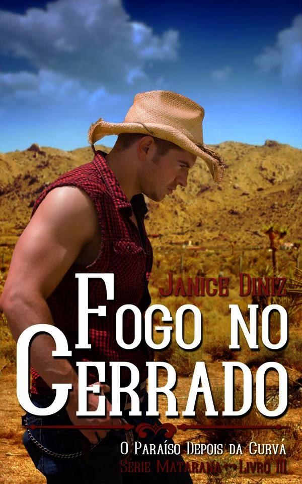 FOGO NO CERRADO - LIVRO 3