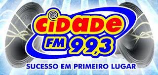 Rádio Cidade Tropical FM da Cidade de Manaus ao vivo para você curtir a vontade o melhor da música