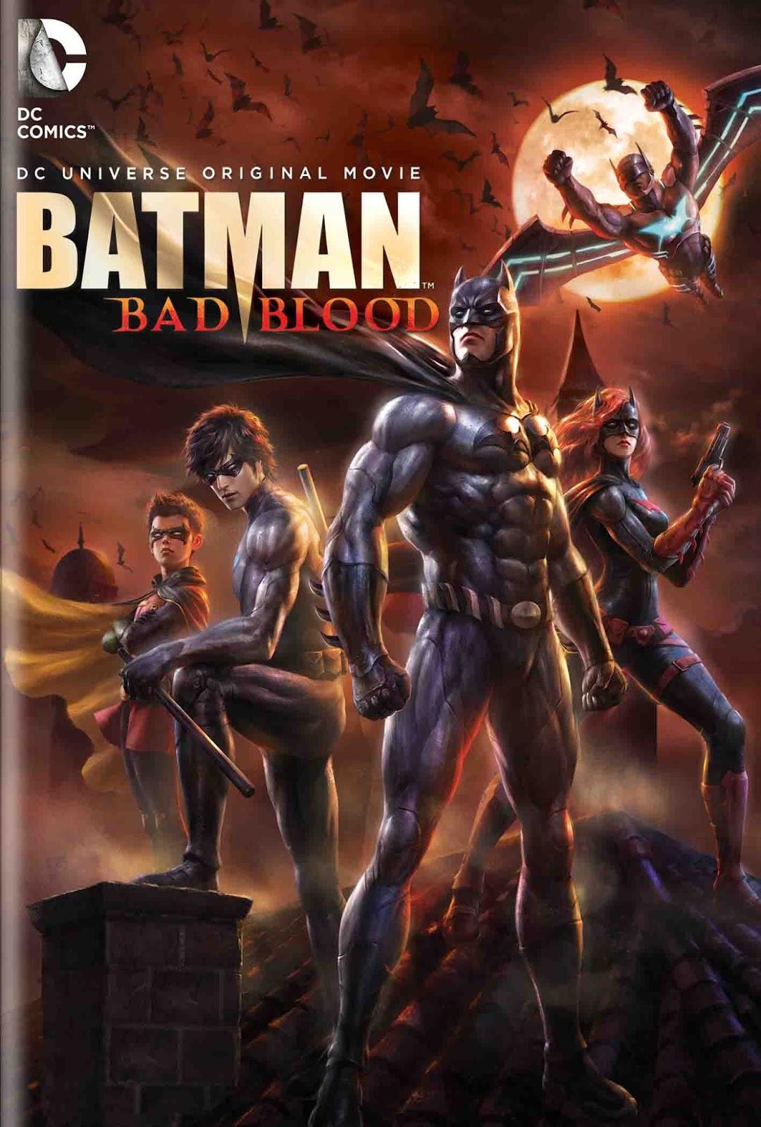 Batman: Sangue Ruim Torrent - Blu-ray Rip 720p e 1080p Dublado (2016)