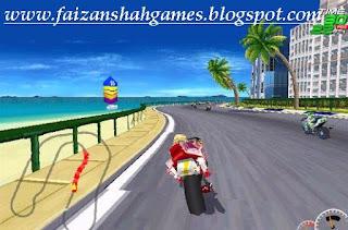 Moto racer 1 game