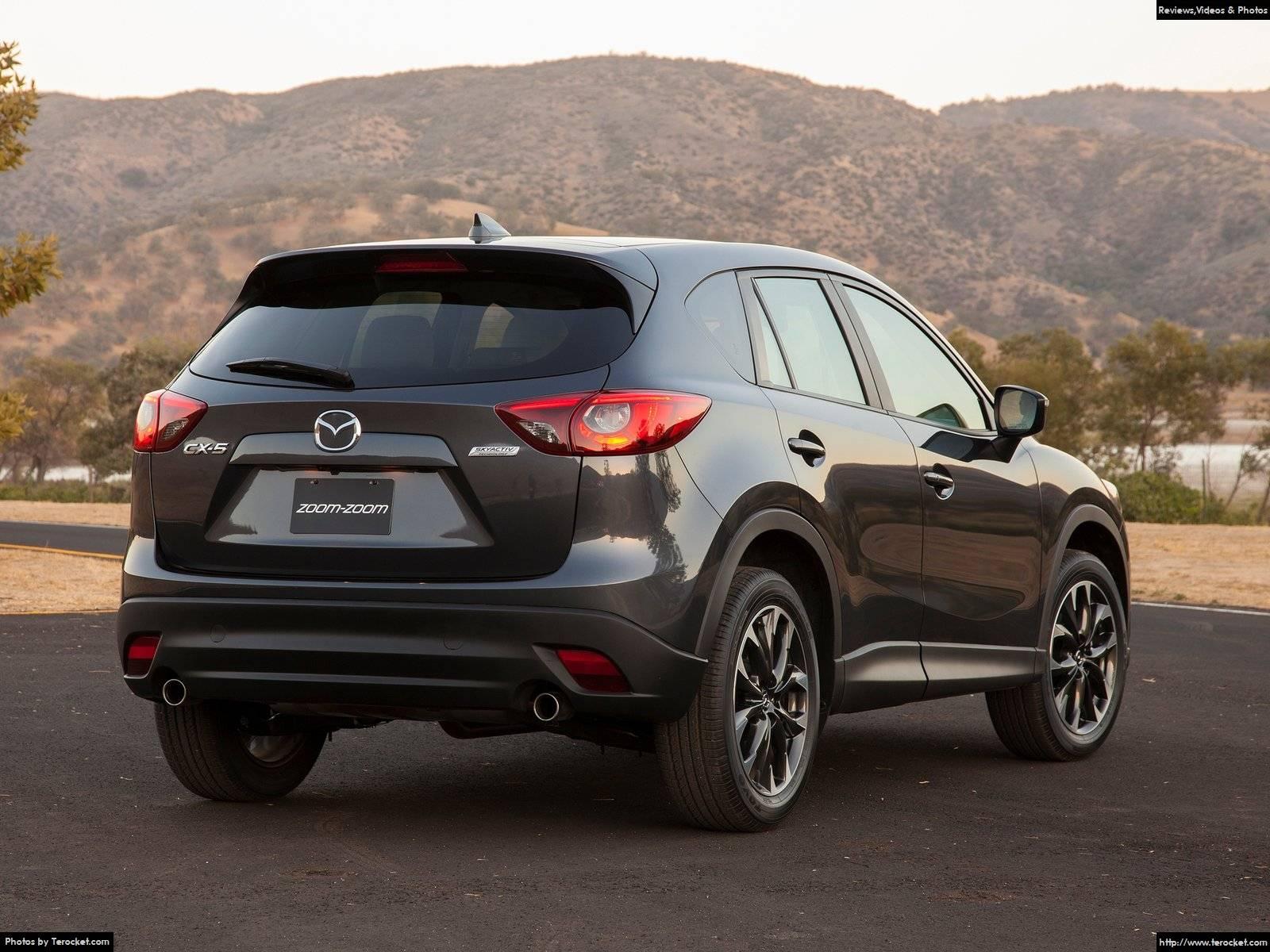 Hình ảnh xe ô tô Mazda CX-5 2016 & nội ngoại thất