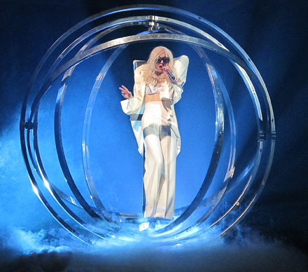 lady gaga monster ball