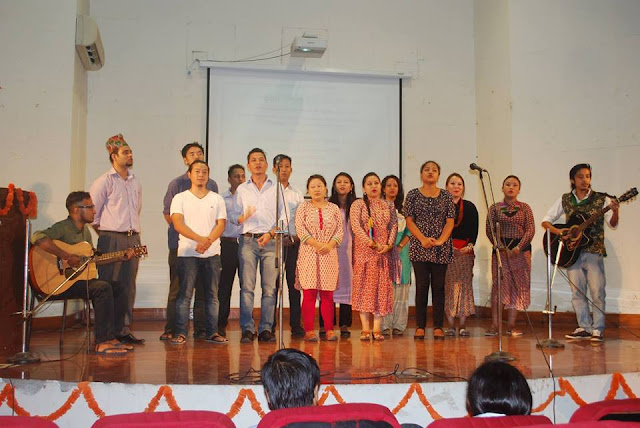 Nepali Bhasa Manyata Diwas historically celebrated in Jawaharlal Nehru University