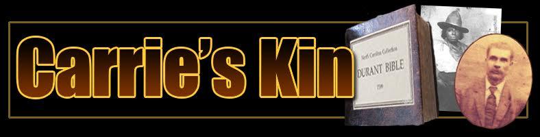 Carrie's Kin