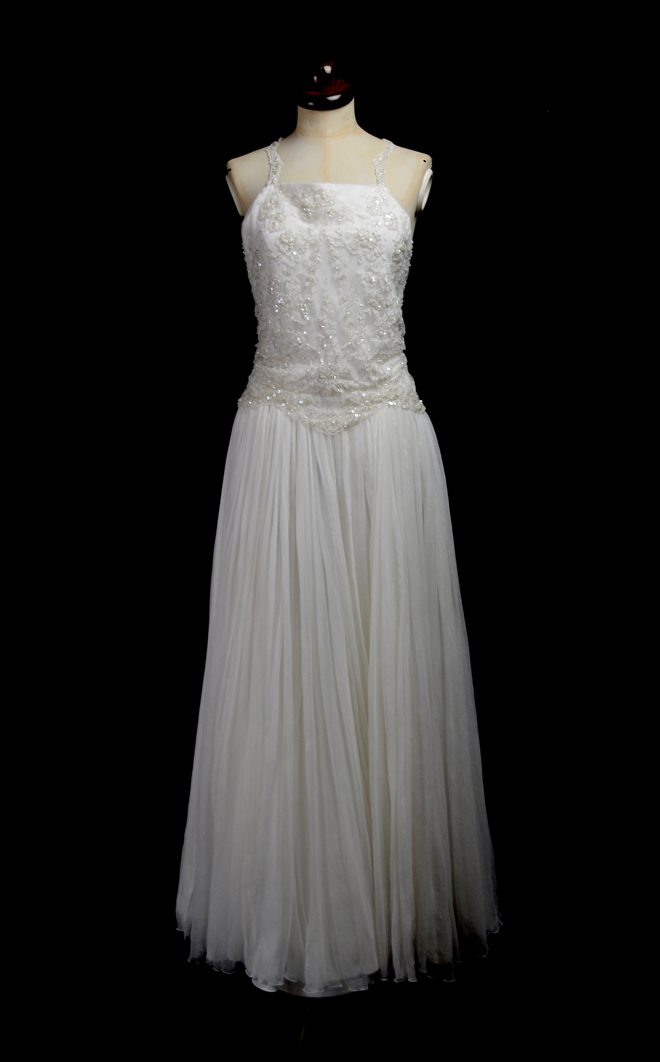Kim wedding dress by anna vickery