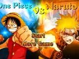 لعبة قتال ون بيس ضد ناروتو Game OnePiece Vs Naruto