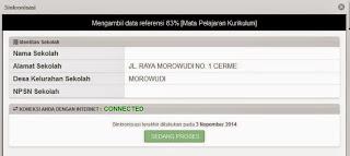 Sinkronisasi Online