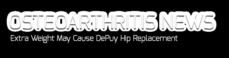 Osteoarthritis News