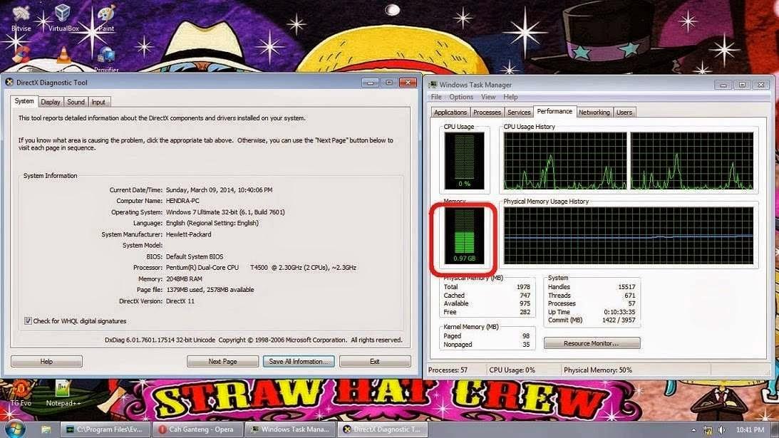 Spesifikasi Komputer Buat Install Windows