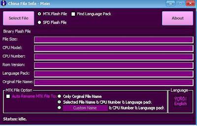DOWNLOAD SOFTWARE FLASH HP CHINA DENGAN CHINA FILA INFA V2.5