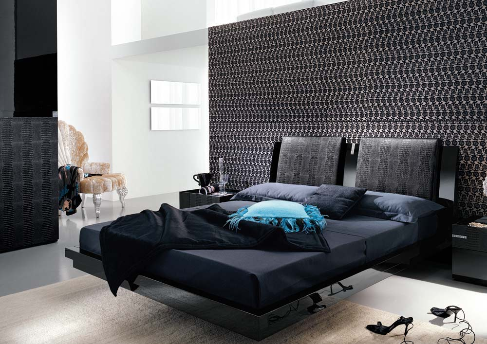 Modern bedroom decor fouadtalal for Modern furniture and home decor