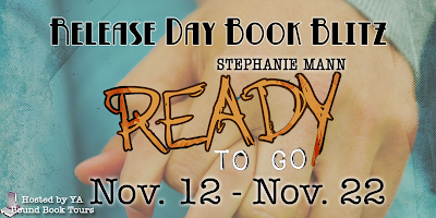Book Blitz + Giveaway:  Ready To Go