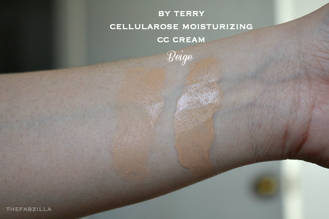 what is cc cream, By Terry Cellularose Moisturizing CC Cream, Review, Swatch, bb cream, dd cream, ee cream, benefits cc cream