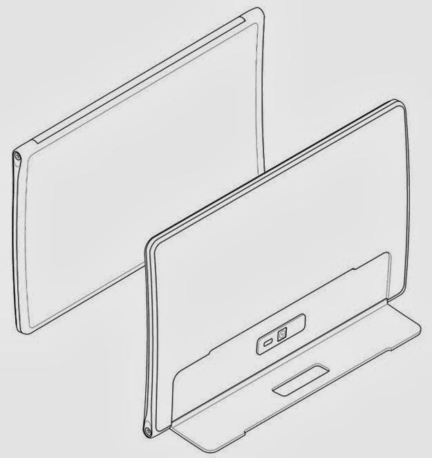 galaxy tab round samsungun yeni tableti olabilir