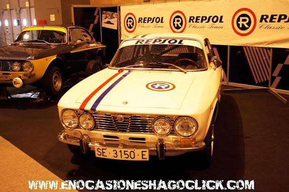 Alfa Romeo GTV en Madrid Motor Days