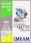 FIGURATIVAS ´13. MUSEO EUROPEO DE ARTE MODERNO. BARCELONA
