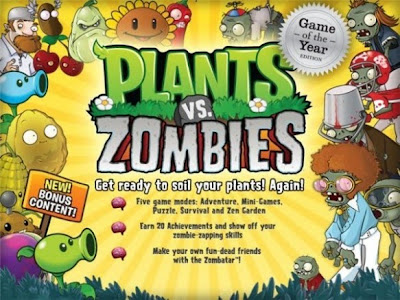 Plants vs. Zombies Game Of The Year Edition Final Full Version