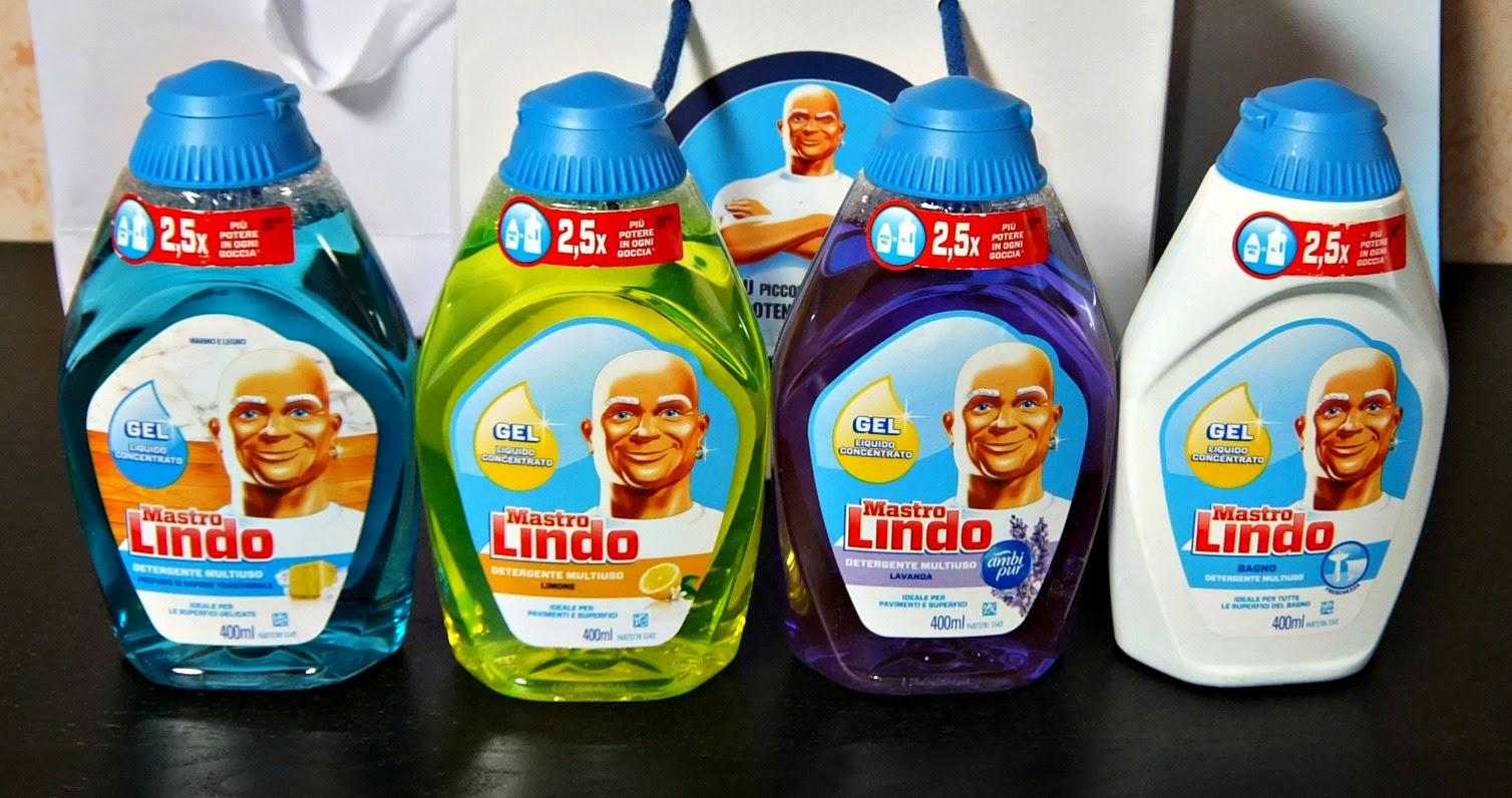 Mastro lindo gel limone il top per la pulizia della casa