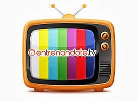 ejercicio con la television