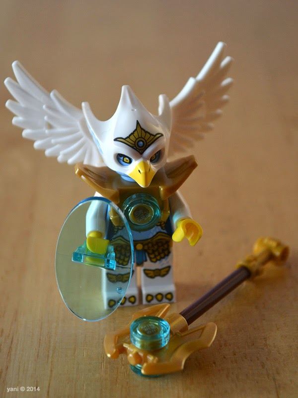 lego chima legend beast eagle - eris