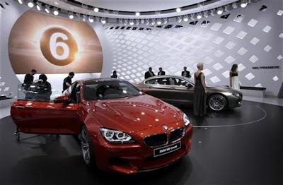 BMW Genewa AUTOSHOW 2012