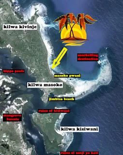 kilwa information guide