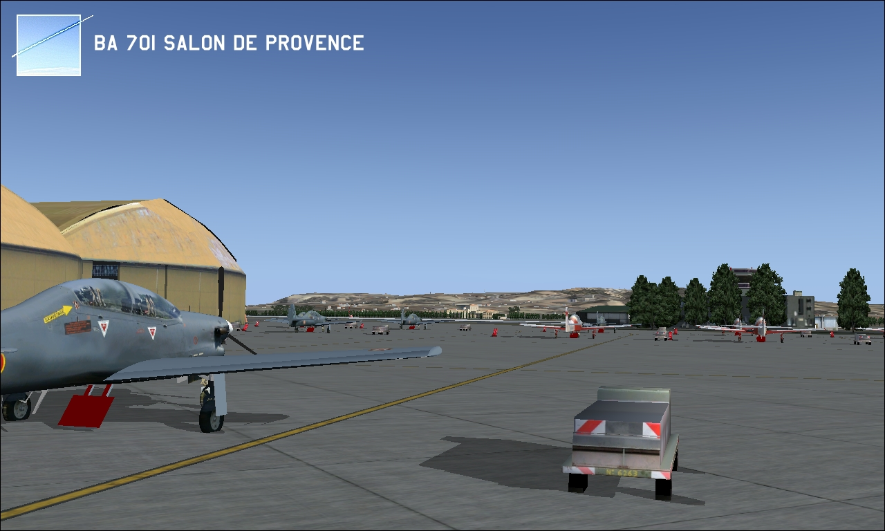 Skydesigners base a rienne 701 salon de provence for Interlude salon de provence