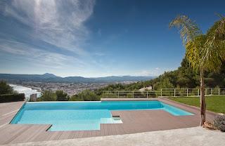 piscina+infinity Fases de construcción de una piscina que realizamos.
