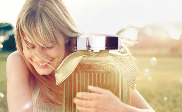 frangancia Chloé perfume