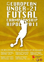 EUROFUTSAL UNDER 21 (2011)