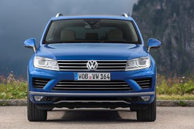 Νέο Volkswagen Touareg