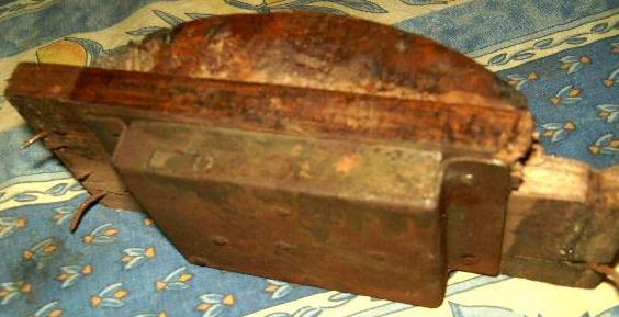 Ancienne serrure meuble sculpt e for Serrure meuble ancien