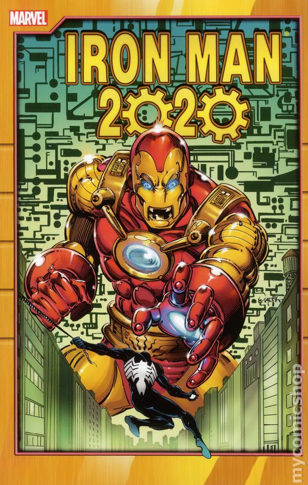 Review: Iron Man 2020