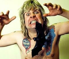 Ozzy Osbourne - pipistrello 2