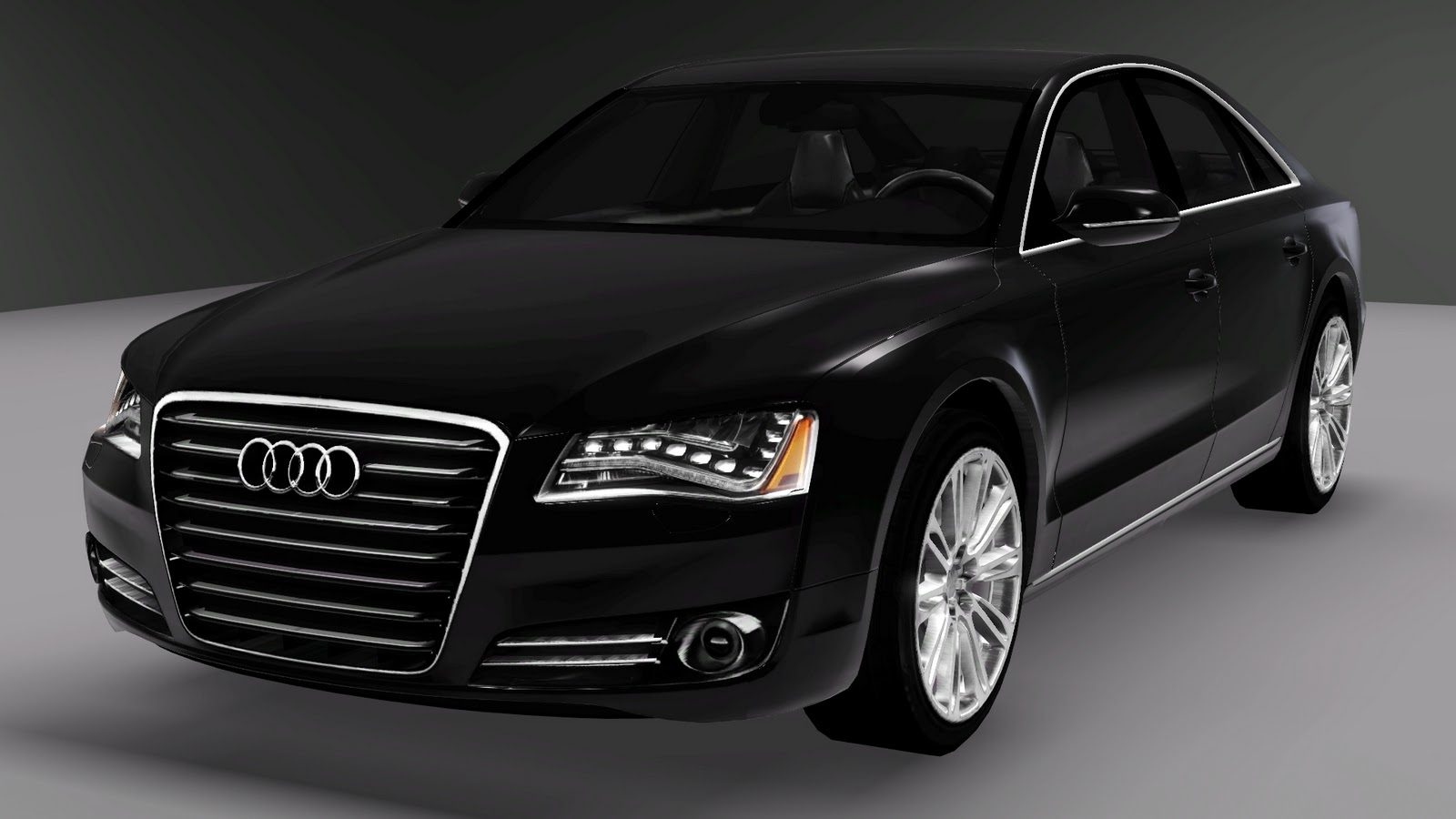 my sims 3 blog 2012 audi a8 by fresh prince. Black Bedroom Furniture Sets. Home Design Ideas
