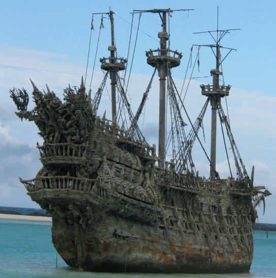 Famous Ghost Ships - Wikipicks