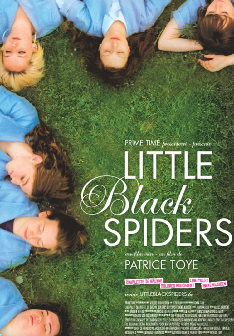 Download - Little Black Spiders - Legendado (2013)