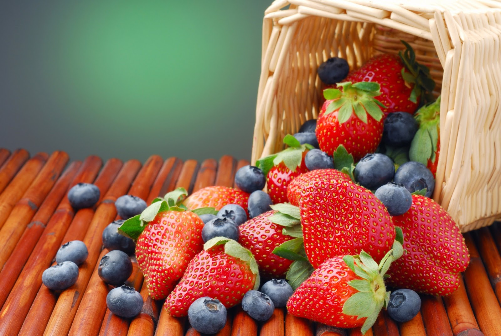 - La fruta fresca -